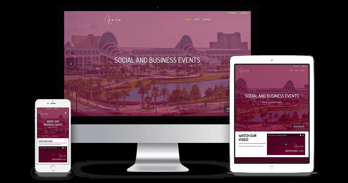 Site Reviv Events