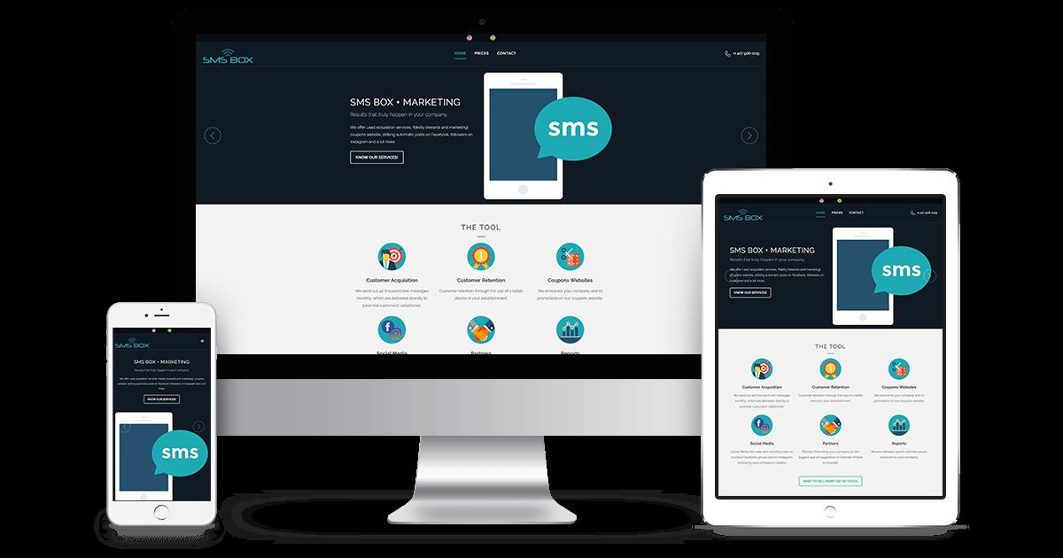 Site SMS Box USA