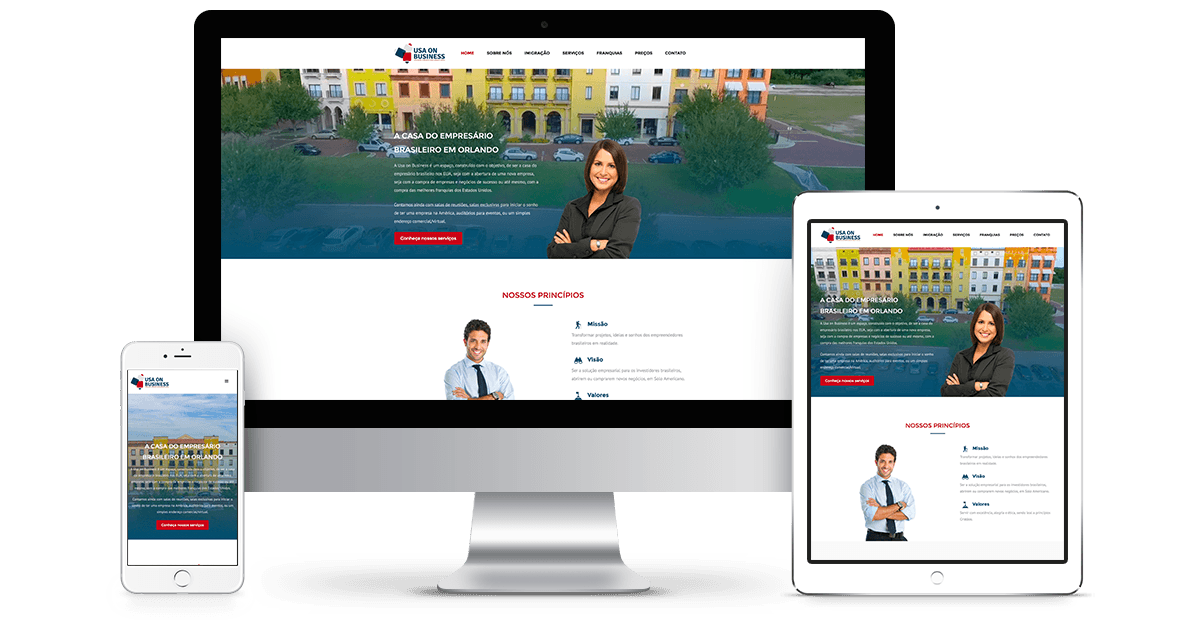 Site USA On Business