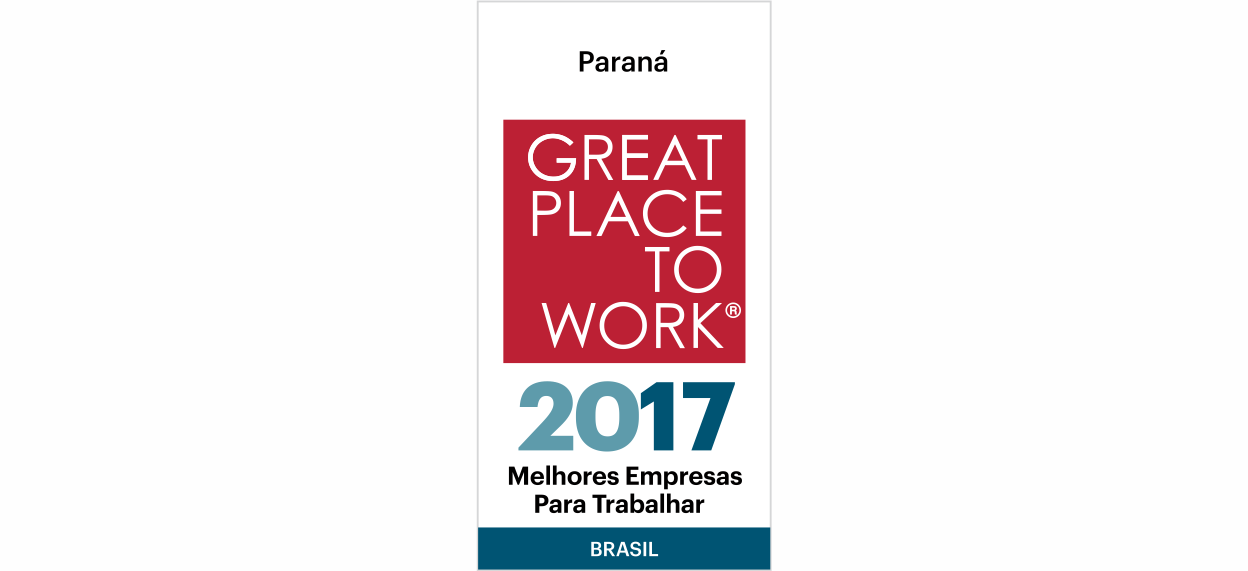 Great Place to Work 2017 - Paraná