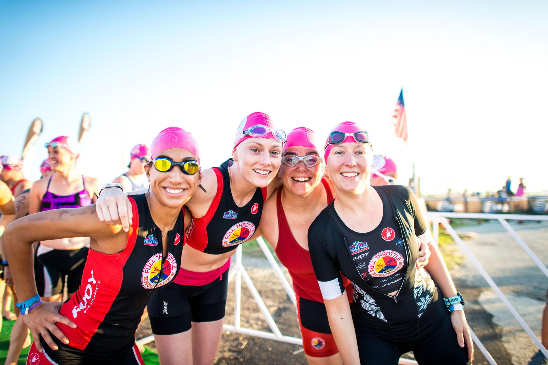 girls group - Atlantic City Triathlon