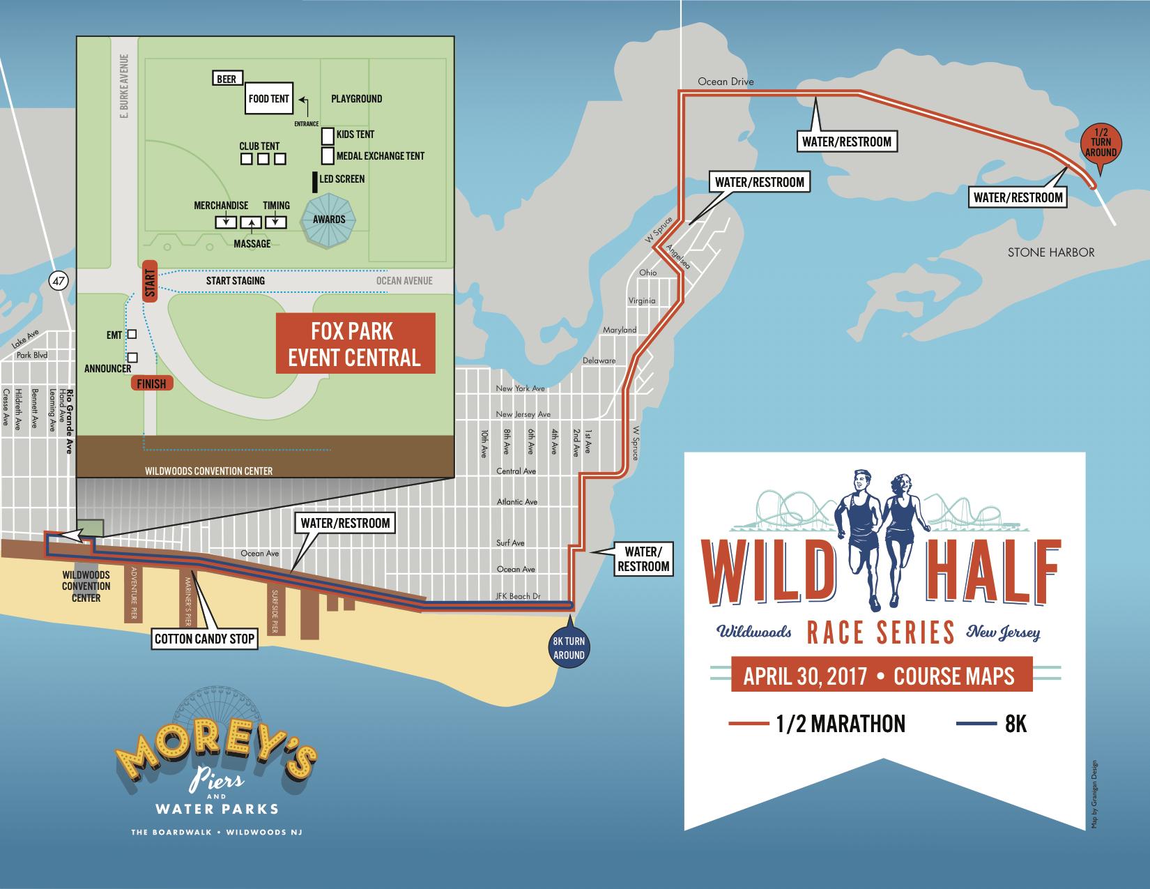 Wild 8K & HalfMarathon