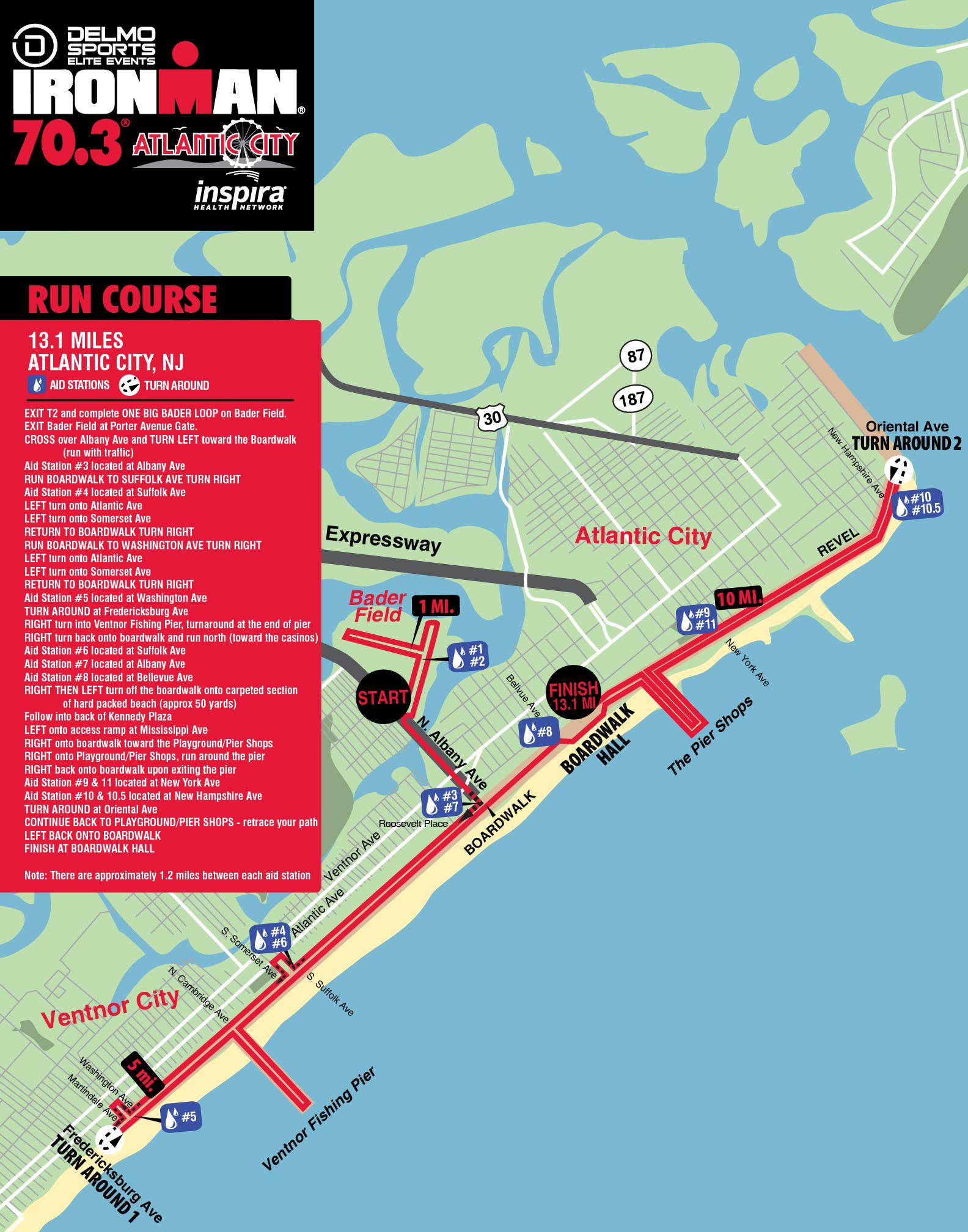 Run Course