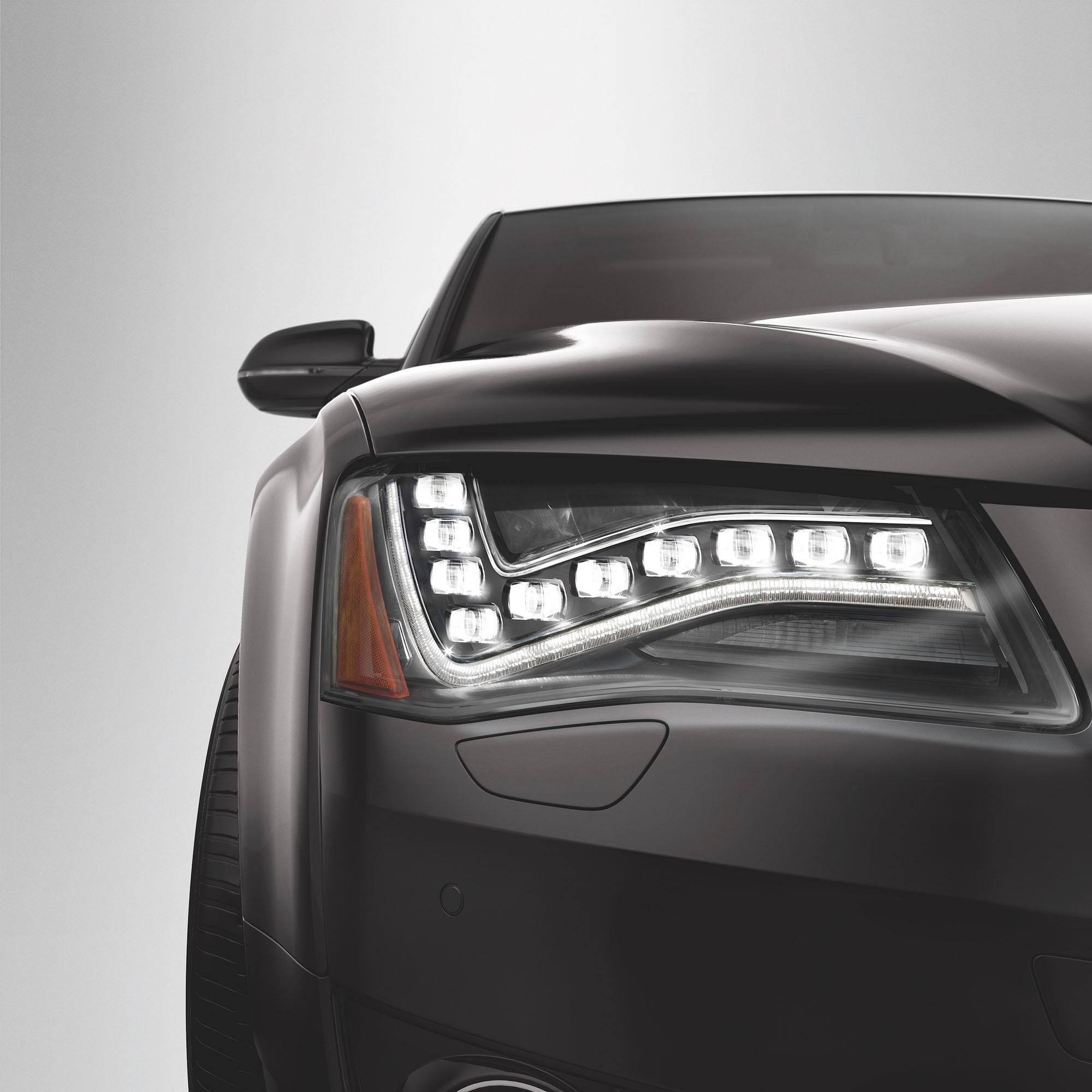 XYZ Audi A8