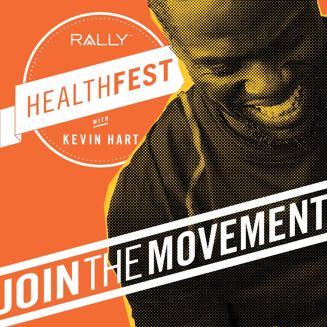 XYZ Rally Health Health Fest Instagram
