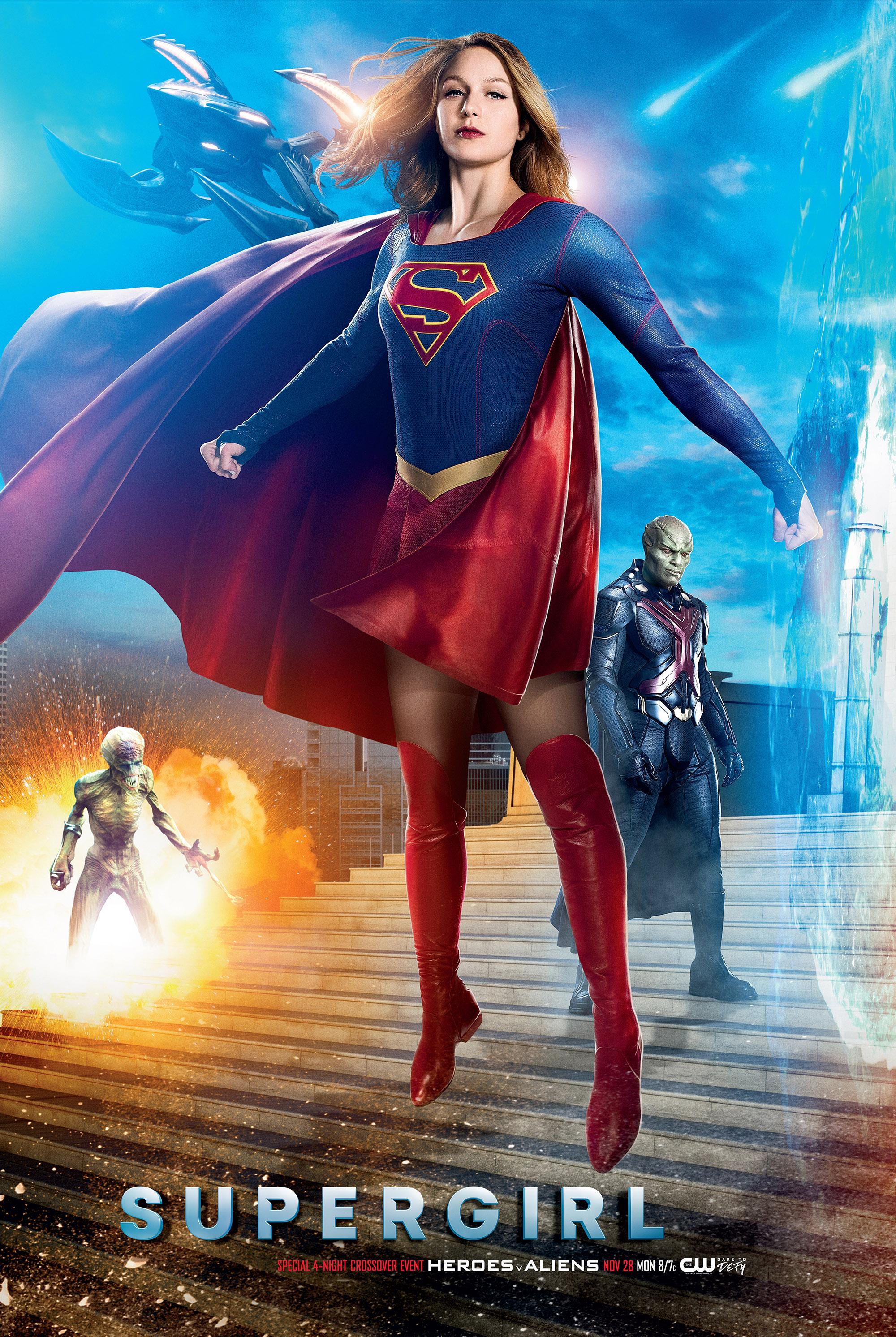 XYZ CWTV SuperGirl