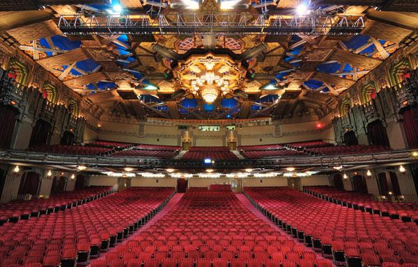 Dunes Inn Sunset Pantages Theatre