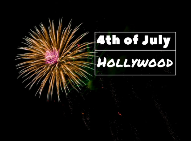 fourth of july in hollywood