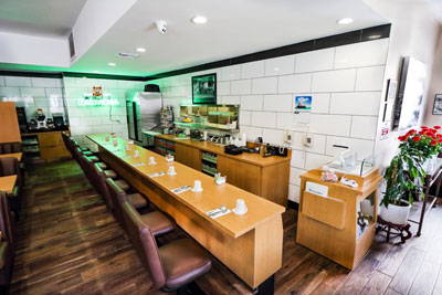Remodeled Dreams Cafe