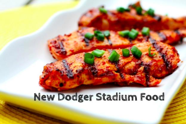 new food at dodger stadium