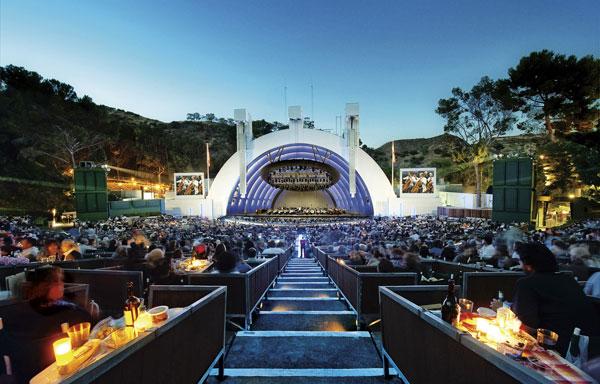 Dunes Inn Wilshire Hollywood Bowl