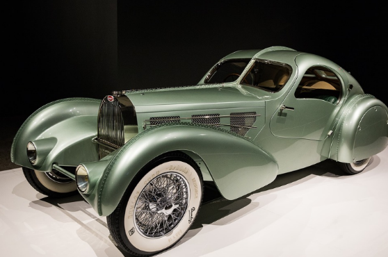 classic cars at the peterson automotive museum