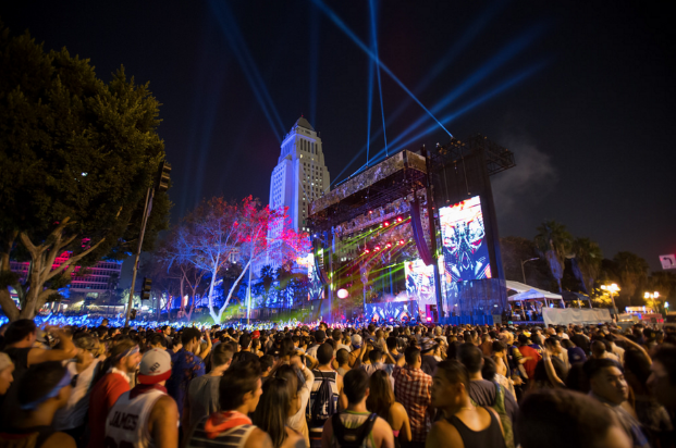 free concerts in los angeles