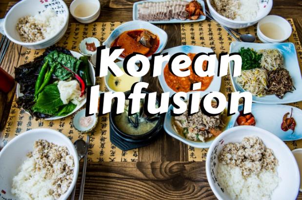 korean food infusion