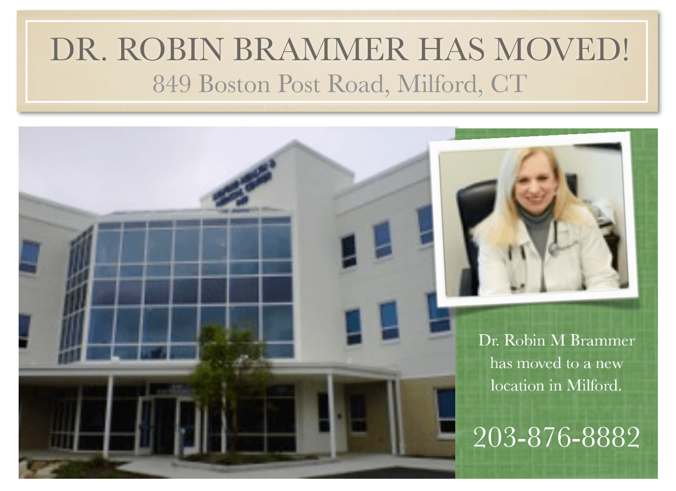 Dr. Robin Brammer