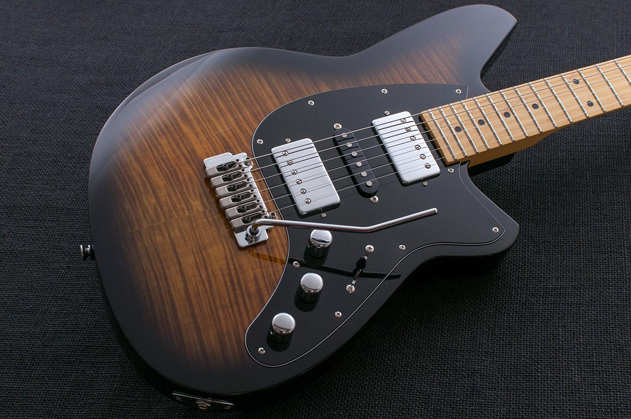 reverend guitars gil parris signature. Black Bedroom Furniture Sets. Home Design Ideas