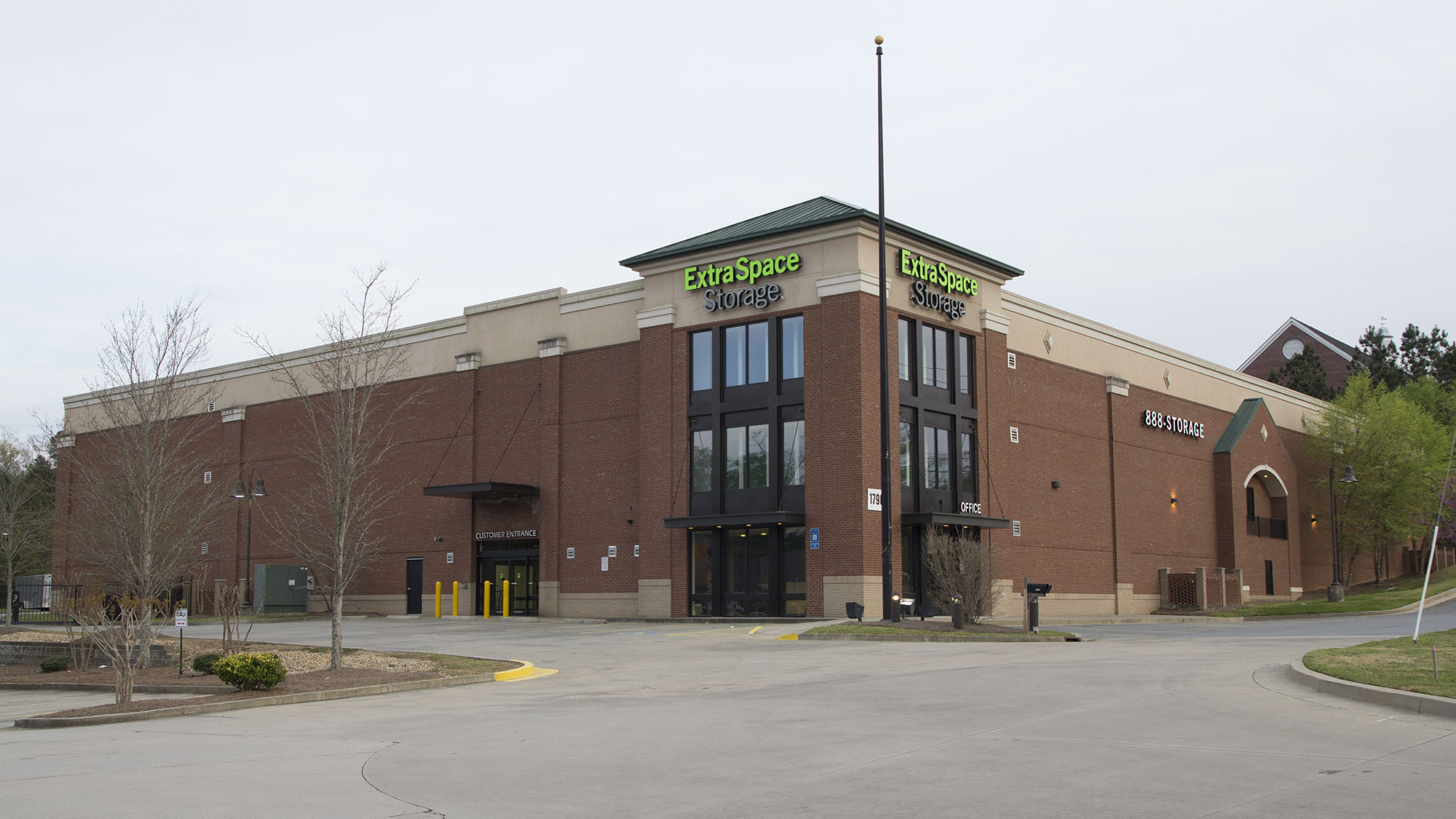 1790 Peachtree Industrial Blvd. Duluth, GA 30097. Self Storage Facility