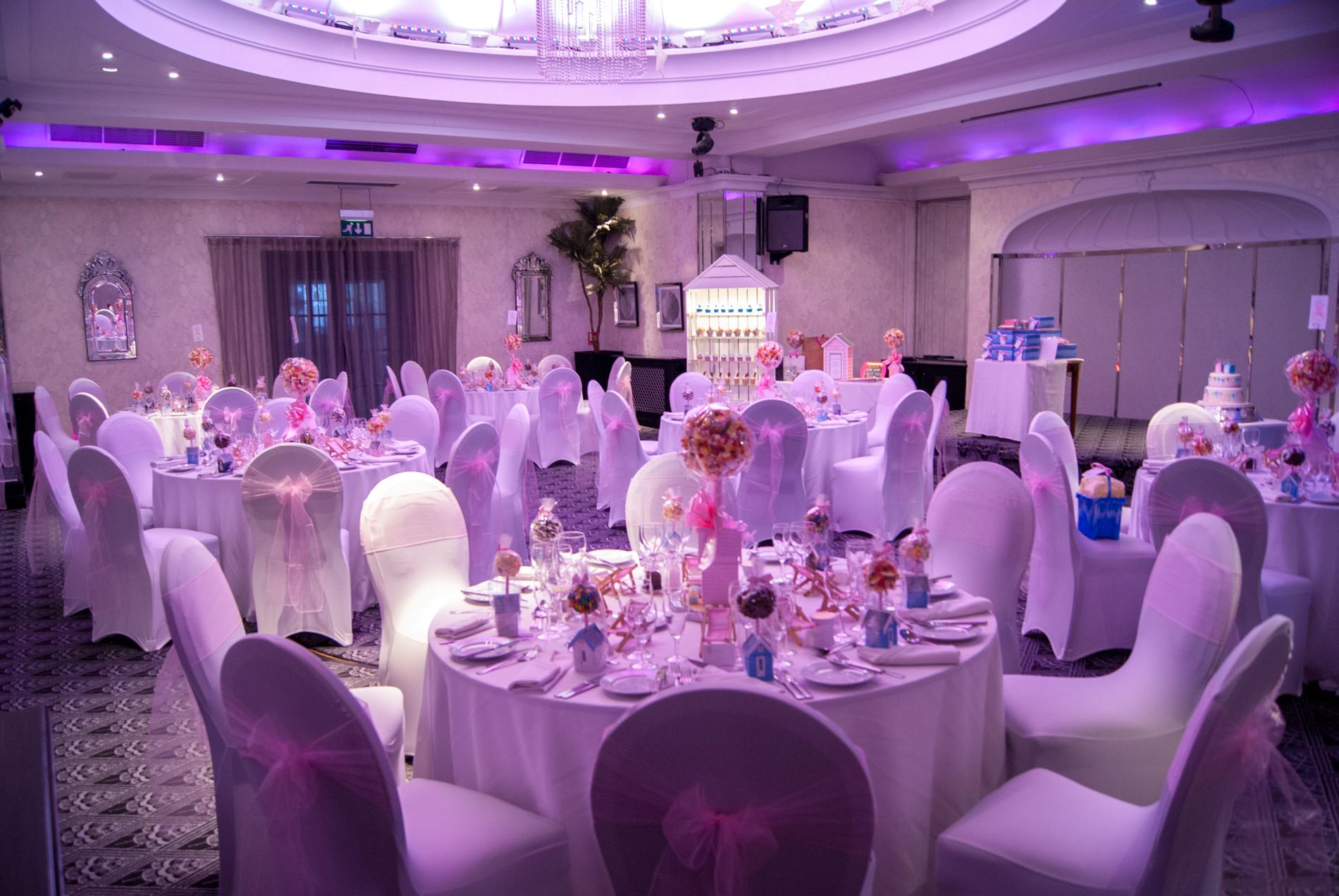 Cumberland Wedding Pink