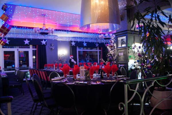 Red Door Christmas Parties at Cumberland Hotel