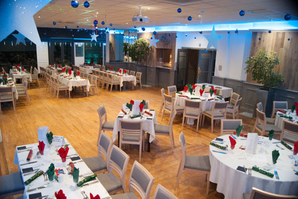 Christmas Parties at the Ocean Beach Hotel Bournemouth