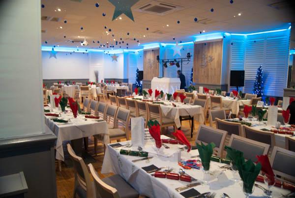 Ocean Beach Christmas Parties
