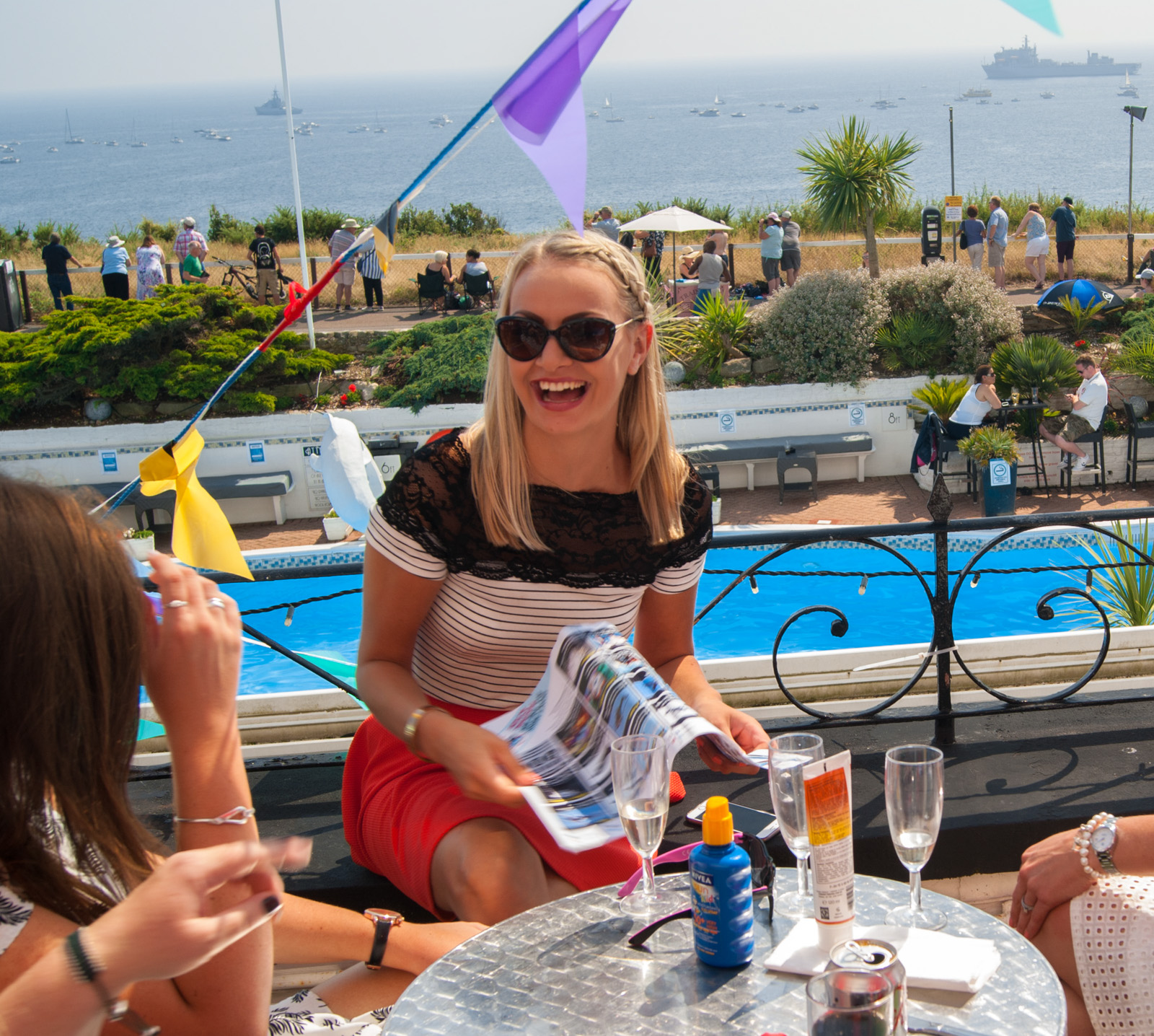 Corporate Box Hospitality for Bournemouth Air Show