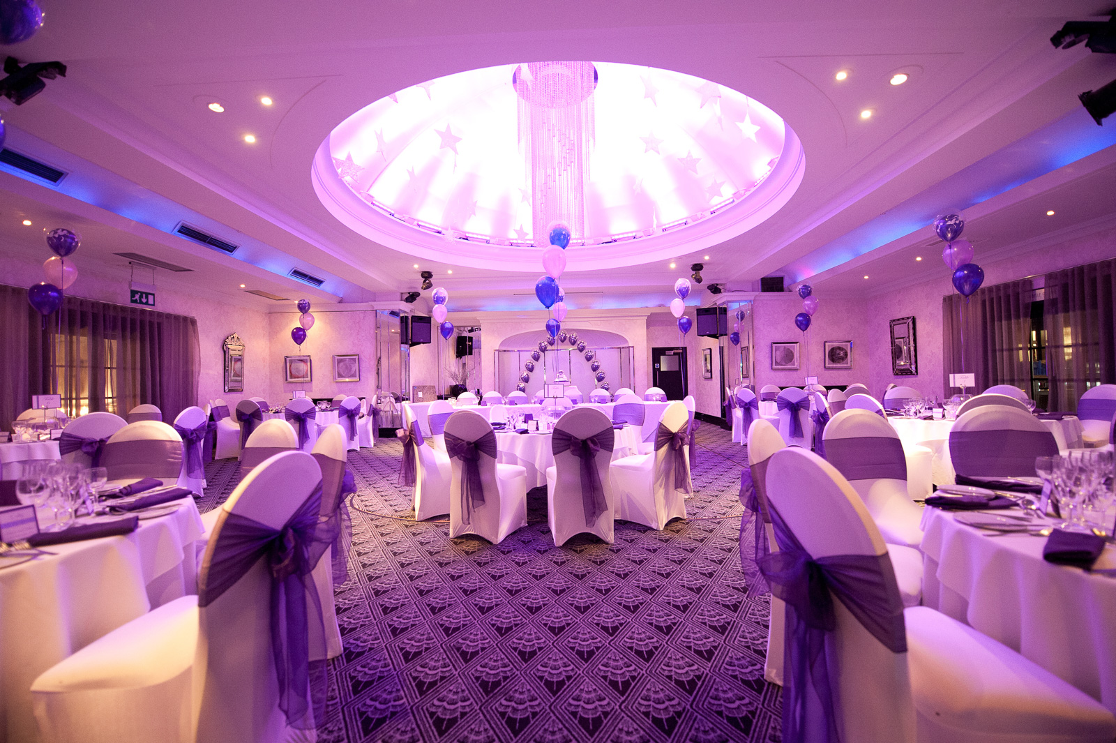 Wedding venue at The Cumberland Bournemouth
