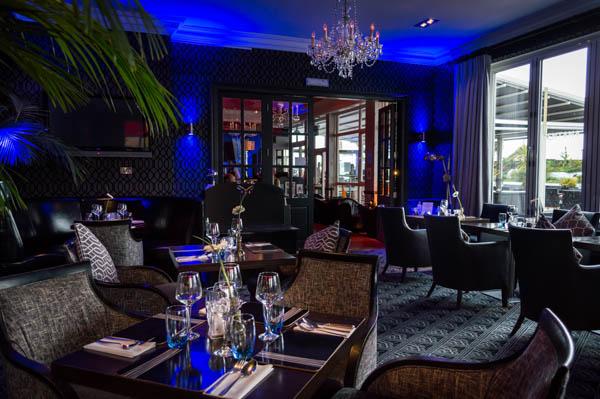 Ventana Grand Cafe at The Cumberland Hotel