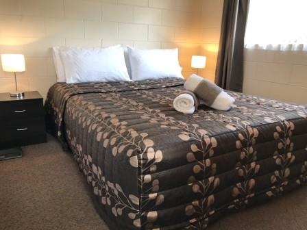 1 Bedroom Unit Double Bedroom - Anderson Park Motel