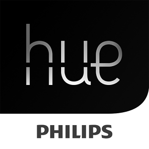The Philips Hue logo