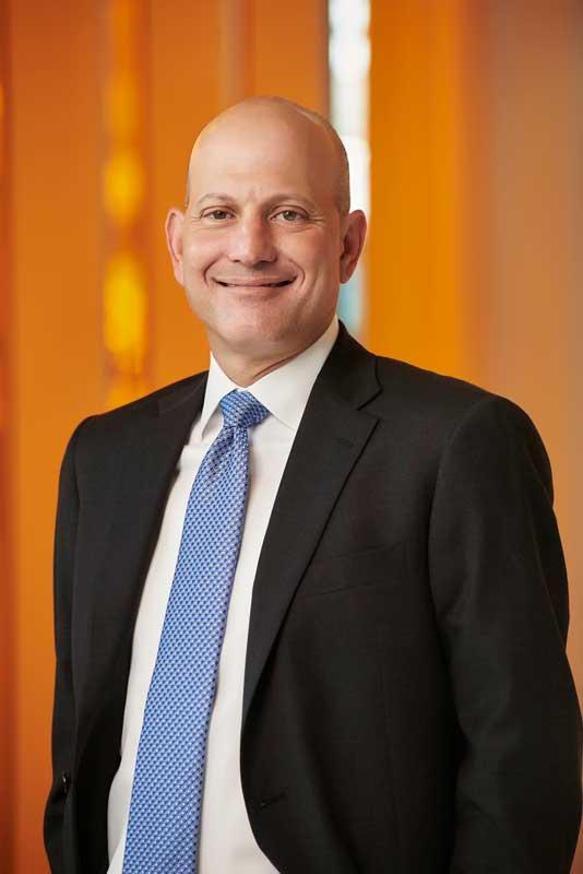 Brian Colton - CFO