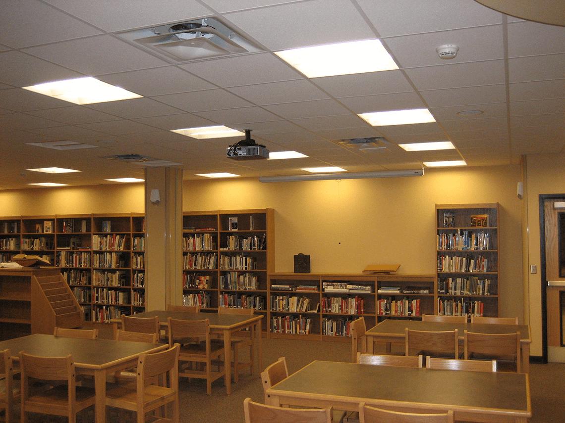 Education Building AV Install