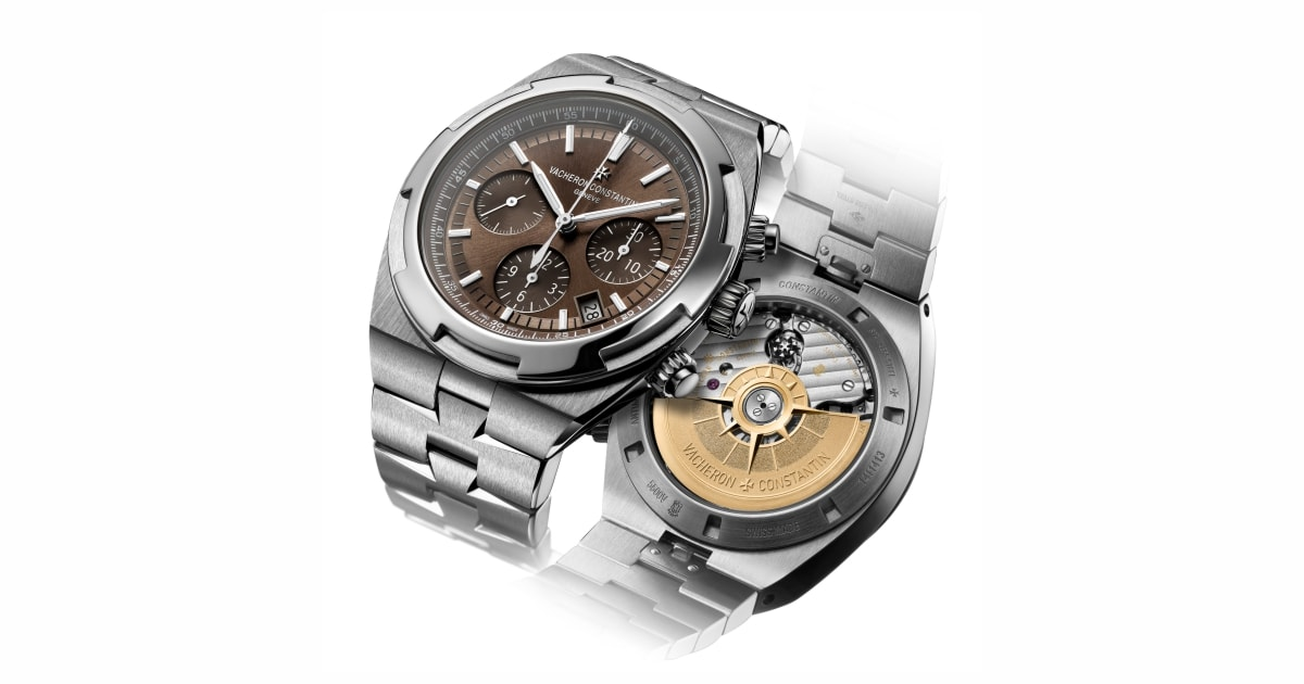 Vacheron-Constantin-reveals-the-Overseas-Collection-with-new-brown-dials