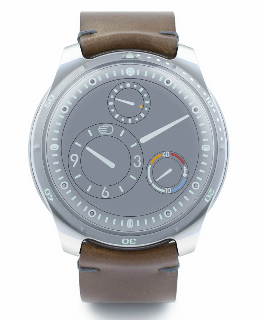 ressence type 5g dial