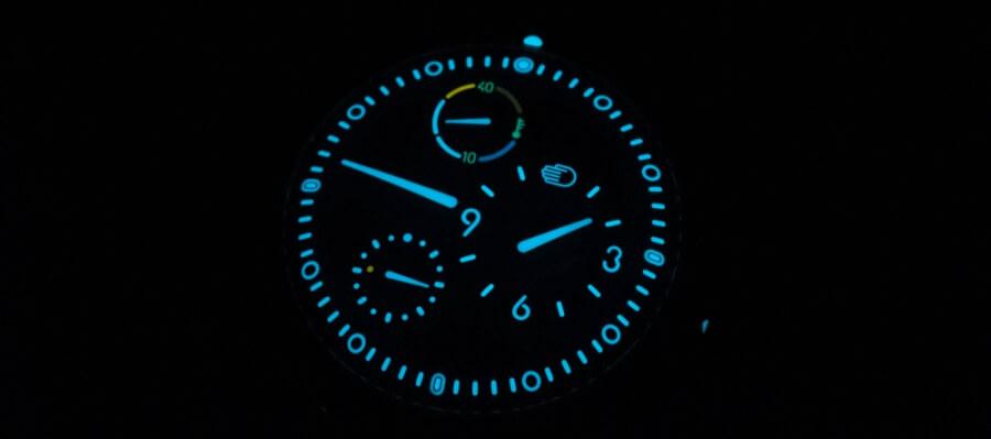ressence type 5g watch lume