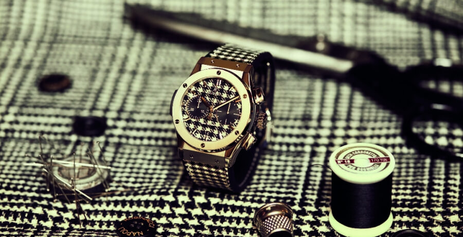CLASSIC FUSION CHRONOGRAPH ITALIA INDEPENDENT KING GOLD