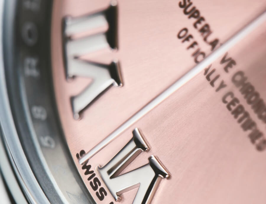 Rolex Superlative Chronomete