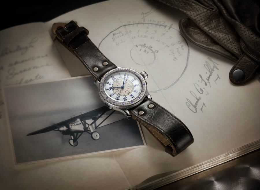 Original Longines Lindbergh Hour Angle Watch Longines Musem