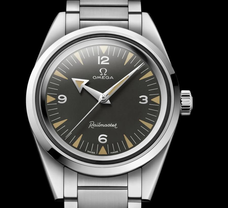Omega  Railmaster 60th Anniversary Limited Edition Master Chronometer 38 mm
