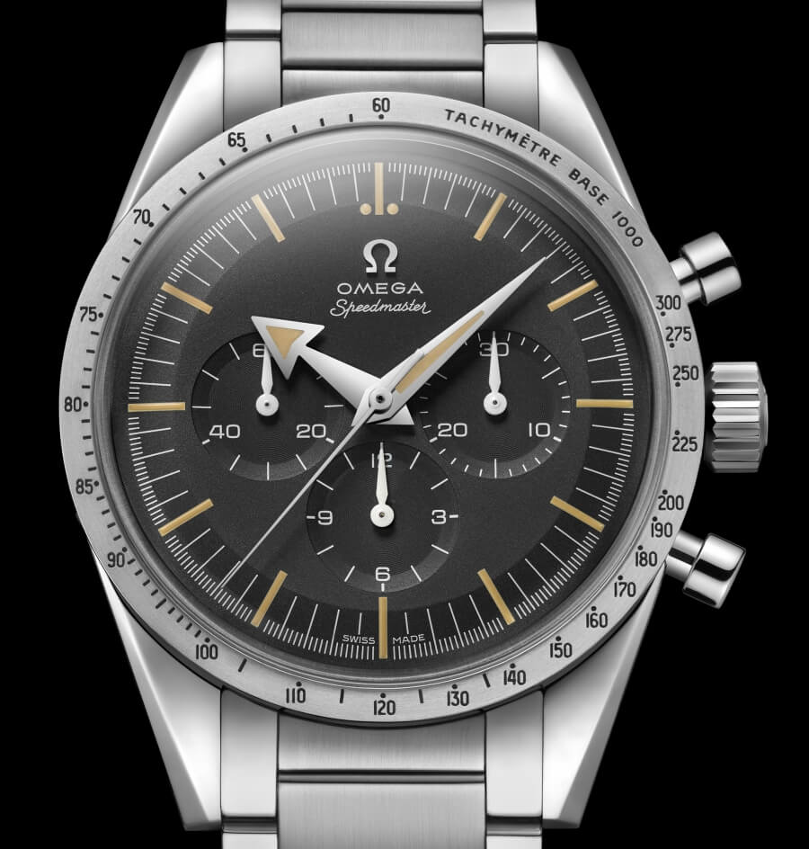 Omega Speedmaster 60th Anniversary Limited Edition 38.6 mm