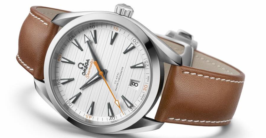 Omega  Aqua Terra Master Chronometer White Dial