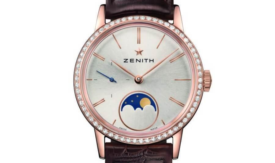 Zenith Elite Lady Moonphase Diamonds