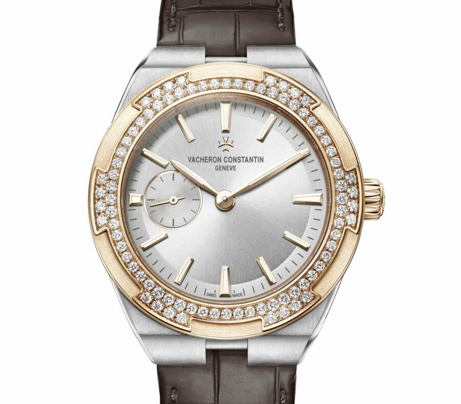 vacheron constantin overseas with diamonds