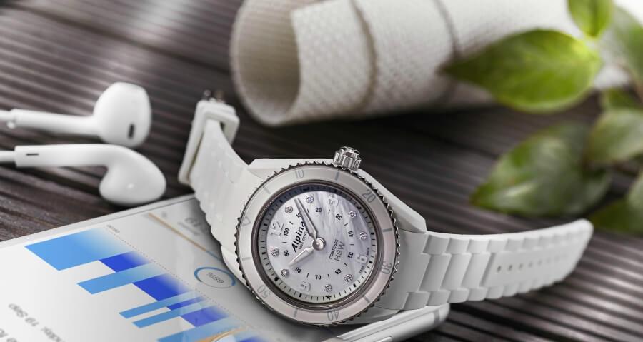 Alpina Ladies Smartwatch