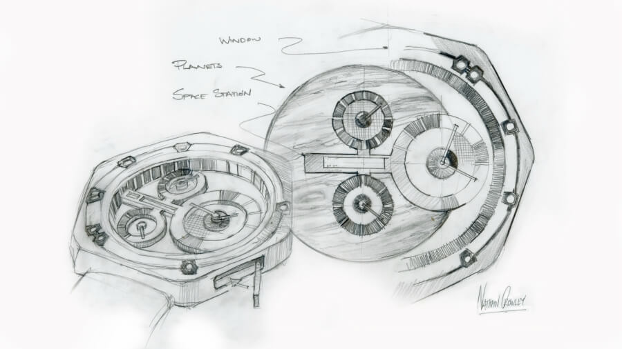 Design of Hamilton ODC X-03