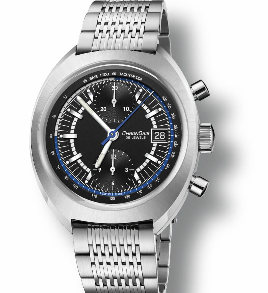 Williams 40th Anniversary Oris Limited Edition with Bracelet