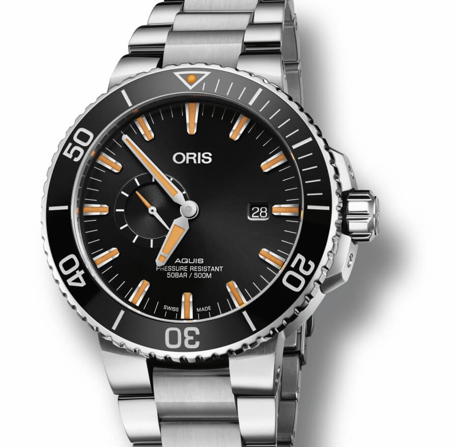 Oris Aquis Steel Bracelet