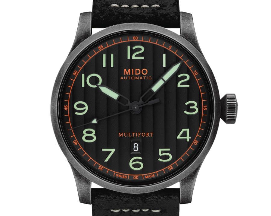 Mido Multifort Escape