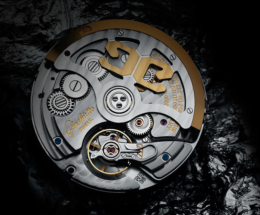 Glashutte Caliber 36