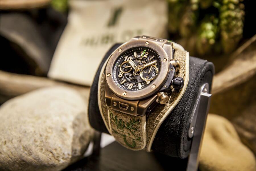 Hublot Big Bang Bavaria In Bronze